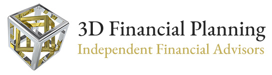 3D Financial Planning Logo