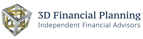 3D Financial Planning Logo